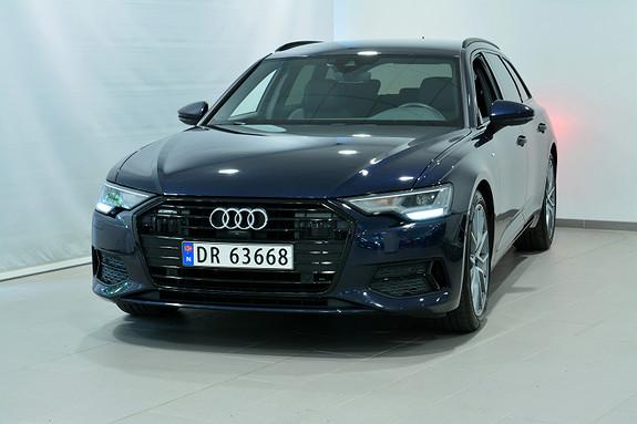 Audi A6 40 TDI Q/S 204 HK SPORT AVA  2019, 12900 km