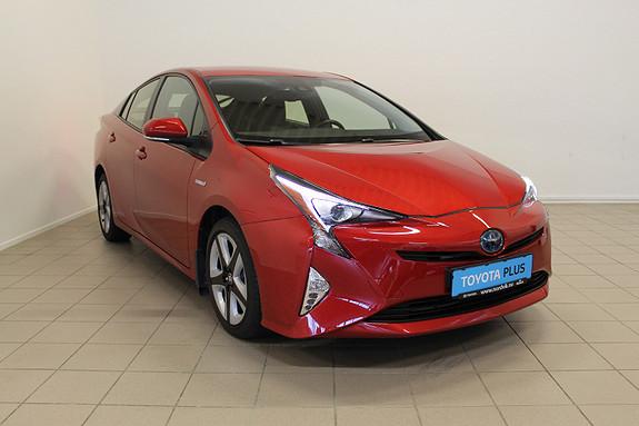 Toyota Prius 1,8 VVT-i Hybrid Active Style | Service inkludert |  2016, 31000 km, kr 229000,-