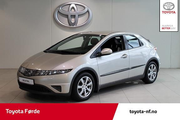 Honda Civic 1,4 Sport 83HK  2007, 90027 km, kr 59000,-