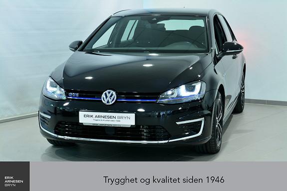 Volkswagen Golf GTE PLUG-IN HYBRID *KAMPANJE*  2017, 27400 km, kr 229900,-
