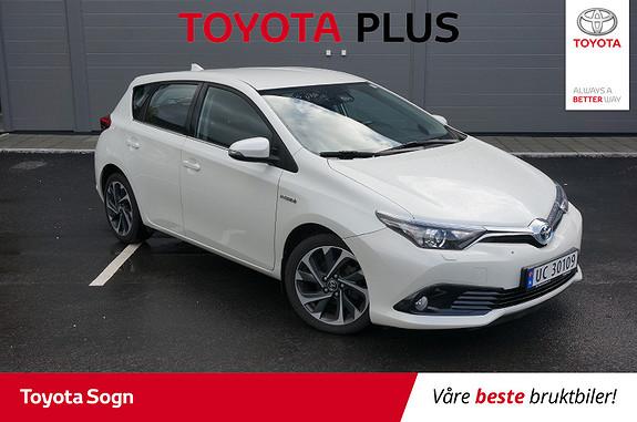 Toyota Auris 1,8 Hybrid E-CVT Active  2016, 51385 km, kr 199000,-