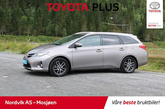 Toyota Auris 1,8 Hybrid E-CVT Active+  2015, 72153 km, kr 189000,-