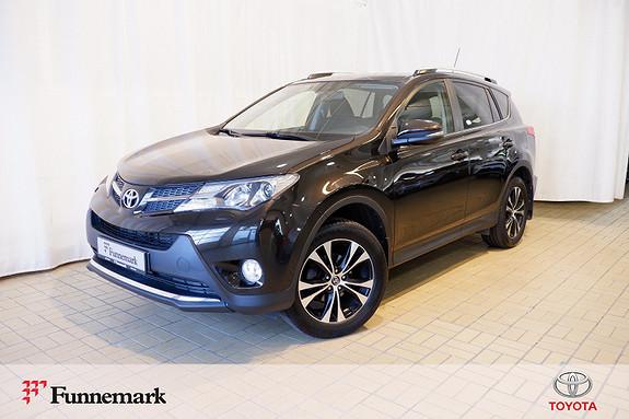 Toyota RAV4 2,2 D-4D 4WD Active  2014, 82342 km, kr 279000,-