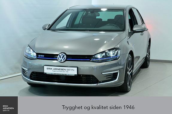Volkswagen Golf GTE PLUG-IN HYBRID *KAMPANJE*  2016, 44800 km, kr 209900,-