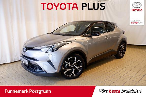 Toyota C-HR 1,8 WT-i Hybrid Dynamic Tech  2018, 1032 km, kr 339000,-