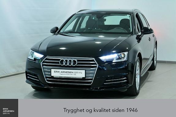 Audi A4 AUDI A4 AVANT 150HK TFSI *KAMPANJE*  2018, 48300 km, kr 339900,-