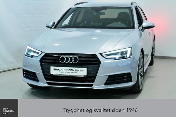 Audi A4 Avant 1,4 TFSI 150hk S tronic *KAMPANJE*  2017, 45100 km, kr 349900,-