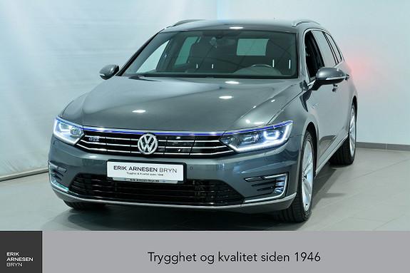 Volkswagen Passat GTE PLUG-IN HYBRID *KAMPANJE*  2017, 59900 km, kr 309900,-