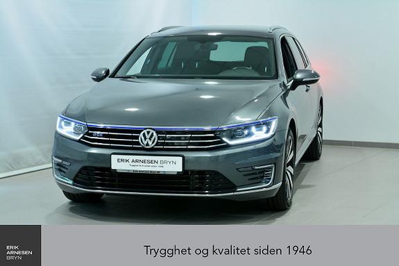 Volkswagen Passat GTE PLUG-IN HYBRID *KAMPANJE*  2017, 51550 km, kr 309900,-