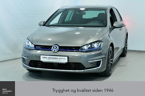 Volkswagen Golf GTE PLUG-IN HYBRID Webasto, Keyless, Kamera, *KAMPANJE*  2016, 58200 km, kr 204900,-