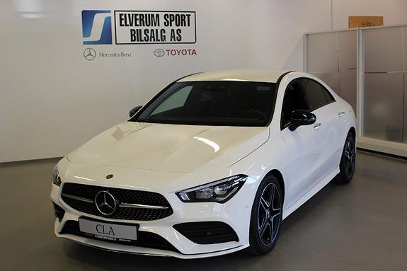 Mercedes-Benz CLA 180 aut AMG, Head up, Keyless Go +++  2019, 1000 km, kr 519000,-