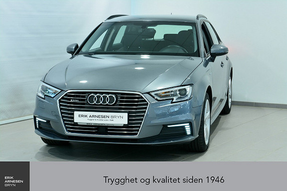 Audi A3 ETRON PLUG-IN HYBRID *KAMPANJE*  2018, 38500 km, kr 259900,-