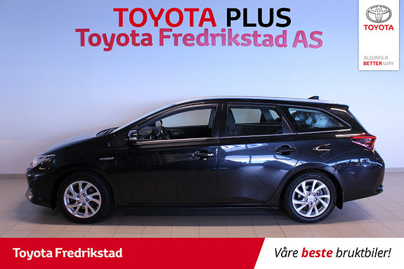 Toyota Auris Touring Sports 1,8 Hybrid Active  2016, 88 100 km, kr 199 000,-