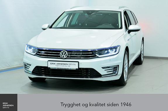 Volkswagen Passat GTE PLUG-IN HYBRID *KAMPANJE*  2017, 36400 km, kr 362900,-