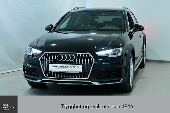 Audi A4 allroad 3.0 TDI 218hk quattro aut *KAMPANJE*  2017, 42450 km, kr 489900,-
