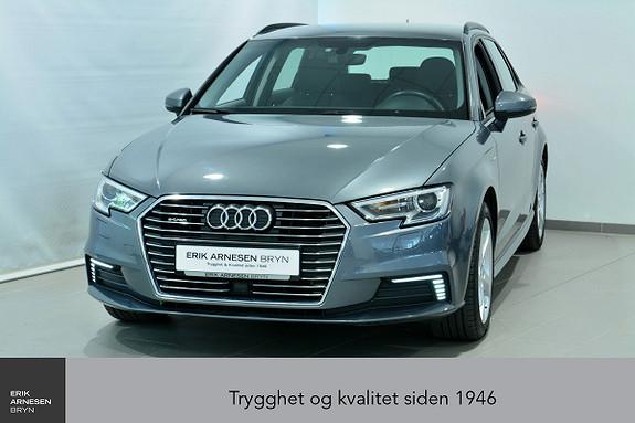 Audi A3 E-TRON PLUG-IN HYBRID *KAMPANJE*  2018, 32600 km, kr 269900,-