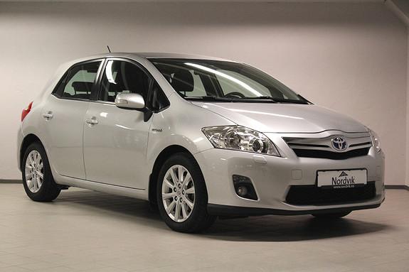 Toyota Auris 1,8 Hybrid Advance HSD  2012, 64555 km, kr 139000,-