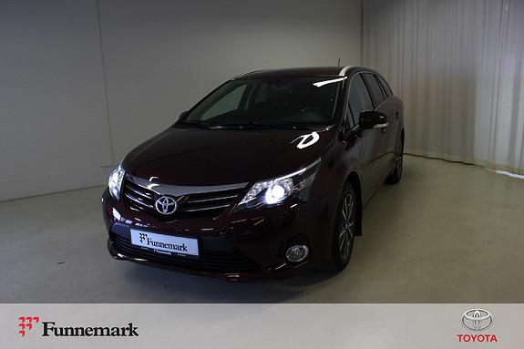 Toyota Avensis 1,8 147hk Executive Multidrive S  2013, 46200 km, kr 179000,-