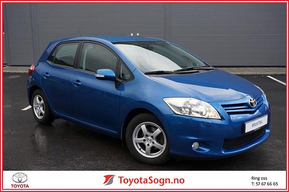 Toyota Auris 1,4 D-4D (DPF) Advance  2010, 86324 km, kr 99000,-