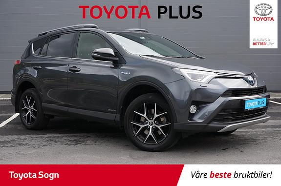 Toyota RAV4 Hybrid AWD 71n Edition  2018, 44000 km, kr 409000,-