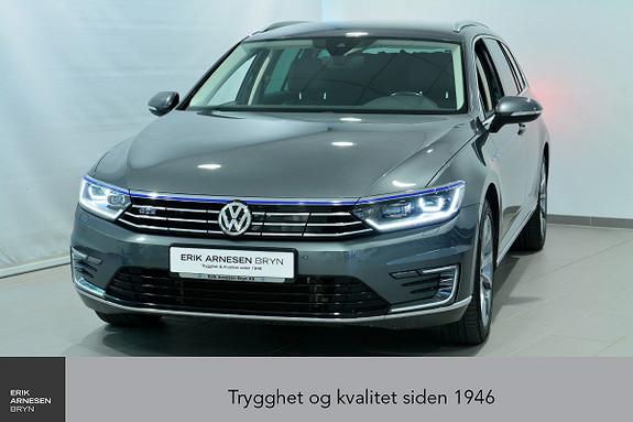 Volkswagen Passat GTE PLUG-IN HYBRID *KAMPANJE*  2017, 21350 km, kr 319900,-