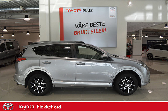 Toyota RAV4 Hybrid AWD 71n Edition  2018, 42354 km, kr 419000,-