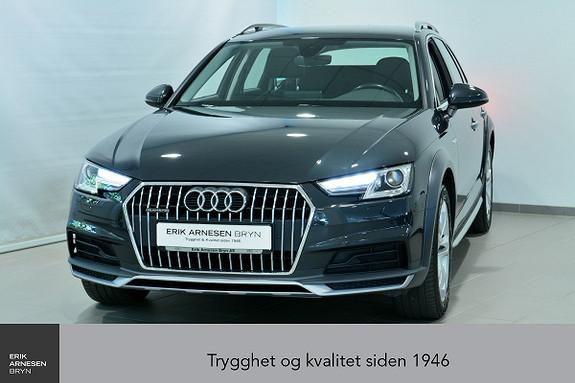 Audi A4 allroad 2.0 TDI 190hk quattro *KAMPANJE*  2017, 45950 km, kr 449900,-