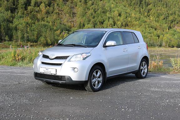 Toyota Urban Cruiser 1,4 D-4D Dynamic AWD  2013, 89563 km, kr 119000,-