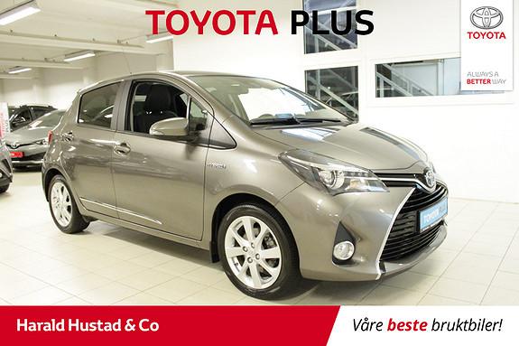 Toyota Yaris 1,5 Hybrid Style  2016, 18505 km, kr 189000,-