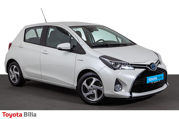 Toyota Yaris 1,5 Hybrid Active S e-CVT  2016, 31491 km, kr 169900,-