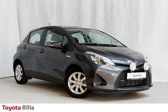 Toyota Yaris Active Hybrid automat  2012, 47712 km, kr 119000,-
