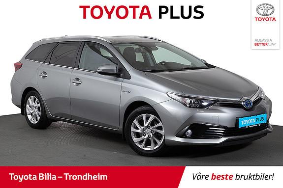 Toyota Auris Touring Sports 1,8 Hybrid Active  2017, 53410 km, kr 229900,-