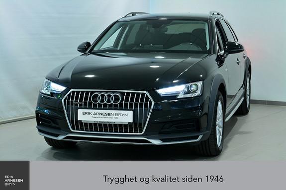 Audi A4 allroad 3.0 TDI 218hk quattro aut *KAMPANJE*  2017, 99200 km, kr 419900,-