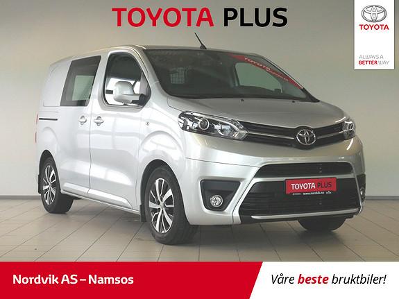 Toyota Proace 1,6 D 95 Comfort Compact L0H1 DEMOBIL  2016, 38328 km, kr 199000,-