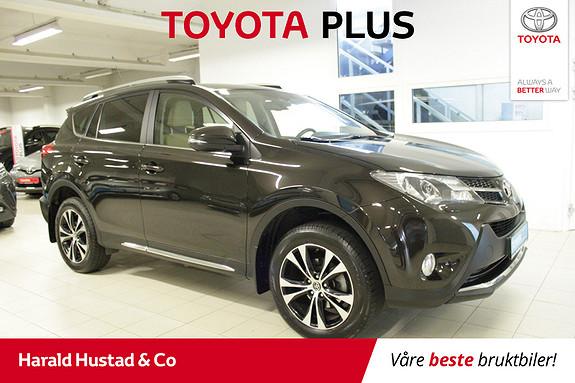 Toyota RAV4 2,0 4WD Executive CVT  2015, 46427 km, kr 339000,-