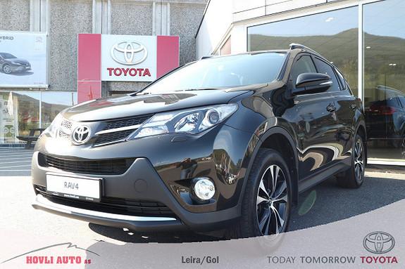 Toyota RAV4 2,0 4WD Active Style CVT DAB+ - Ryggekamera - NAVI  2014, 49964 km, kr 299900,-