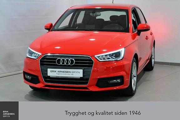 Audi A1 Sportback 1,0 TFSI 95hk aut *KAMPANJE*  2018, 49382 km, kr 225900,-