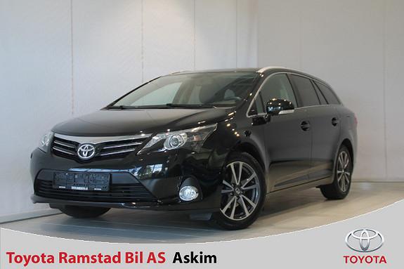 Toyota Avensis 1,8 147hk Advance Multidrive S 1 eiers bil, Automat  2012, 79300 km, kr 159000,-