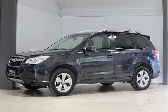 Subaru Forester 2.0i Comfort Lineartronic Automat, Krok, LED, DAB+  2014, 87600 km, kr 245000,-