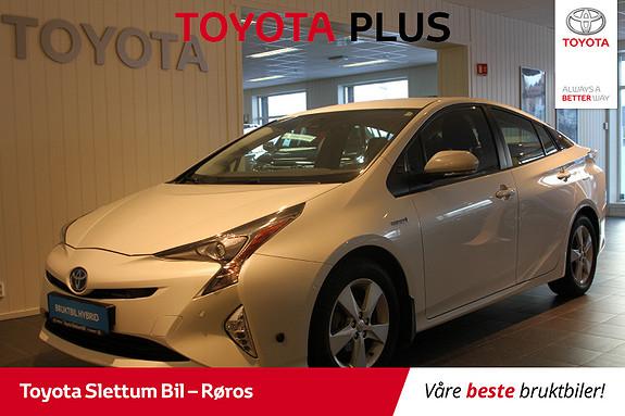 Toyota Prius 1,8 VVT-i Hybrid Executive NAVI/RYGGEKAMERA/KROK/MOTORV  2016, 34996 km, kr 269000,-