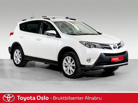 Toyota RAV4 2,0 4WD Multidrive S Executive  2014, 77626 km, kr 298900,-