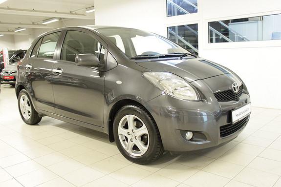 Toyota Yaris 1,33 S-Edition S&S  2011, 50000 km, kr 79000,-
