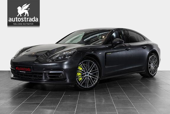 Porsche Panamera 4E Hybrid SportDesign/Sportseksos 462hk