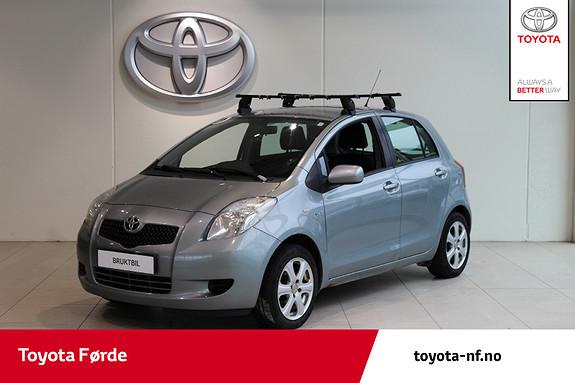 Toyota Yaris 1,4 D-4D Sol  2007, 168265 km, kr 45000,-