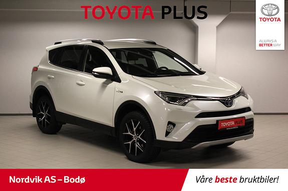 Toyota RAV4 Hybrid AWD Active Style  2018, 55859 km, kr 419000,-