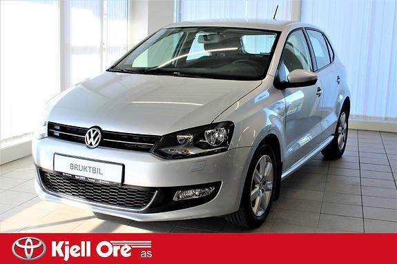 Volkswagen Polo 1,6 90hk TDI DSG Highline  2010, 56430 km, kr 99000,-