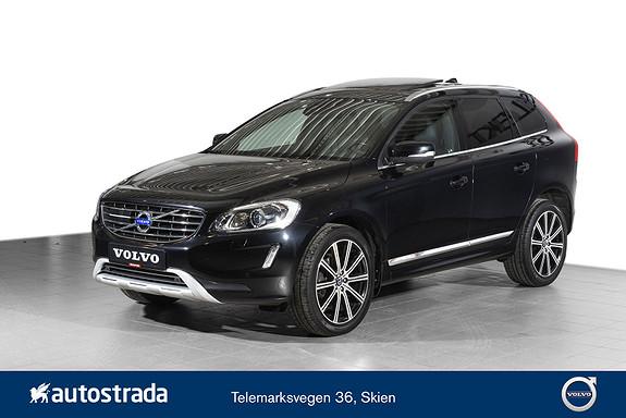 Volvo XC 60 D4 2,4D 181hk Summum AWD aut Four-C/ACC/VOC/SkinnDash++  2015, 75000 km, kr 439000,-