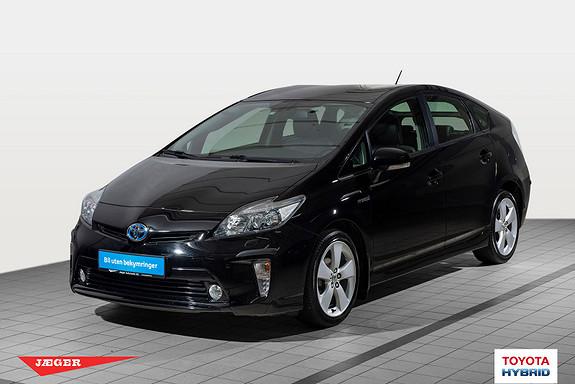 Toyota Prius 1,8 VVT-i Hybrid Executive Tectylert som ny  2013, 32800 km, kr 169000,-