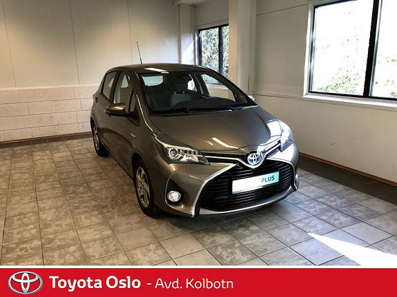 Toyota Yaris 1,5 Hybrid Active S e-CVT  2016, 43500 km, kr 159900,-