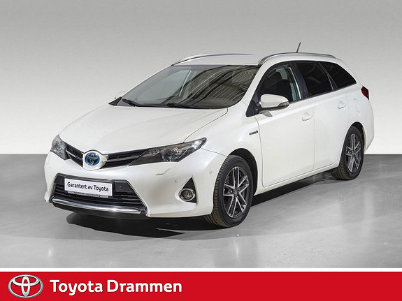 Toyota Auris Touring Sports 1,8 Hybrid Active  2014, 79 820 km, kr 159 000,-